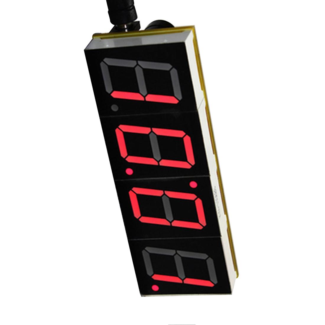 diy digital led large screen display clock kit q3r2 ebay. Black Bedroom Furniture Sets. Home Design Ideas