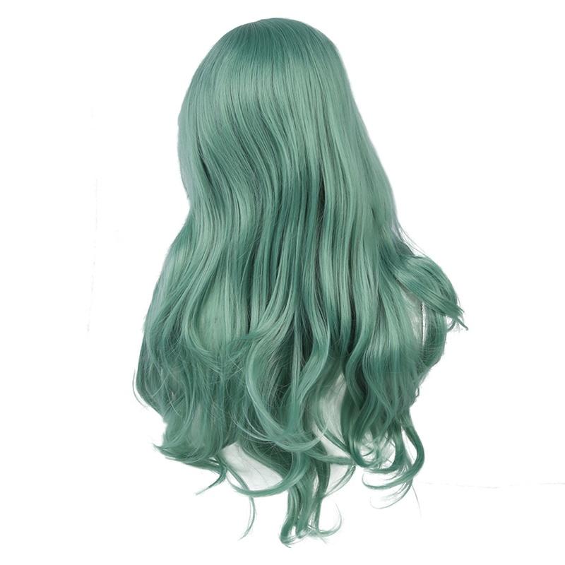 Peluca-larga-sintetica-ondulada-de-Cosplay-de-fiesta-para-mujeres-de-color-verde