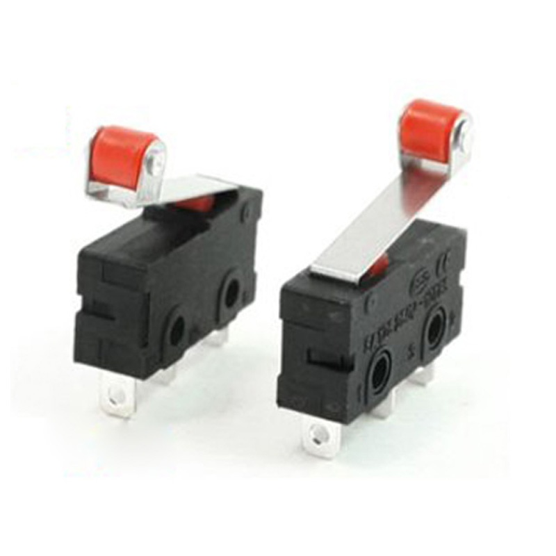 20 Stueck Micro Limit Switch Roller Lever Subminiature SPDT Action ...