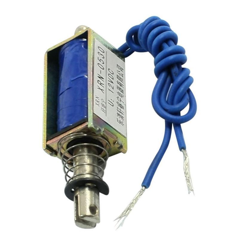 Magnet Elektromagnettyp Push// Pull 10 mm DC 12V 2.1kg Kraft X9E8 1X