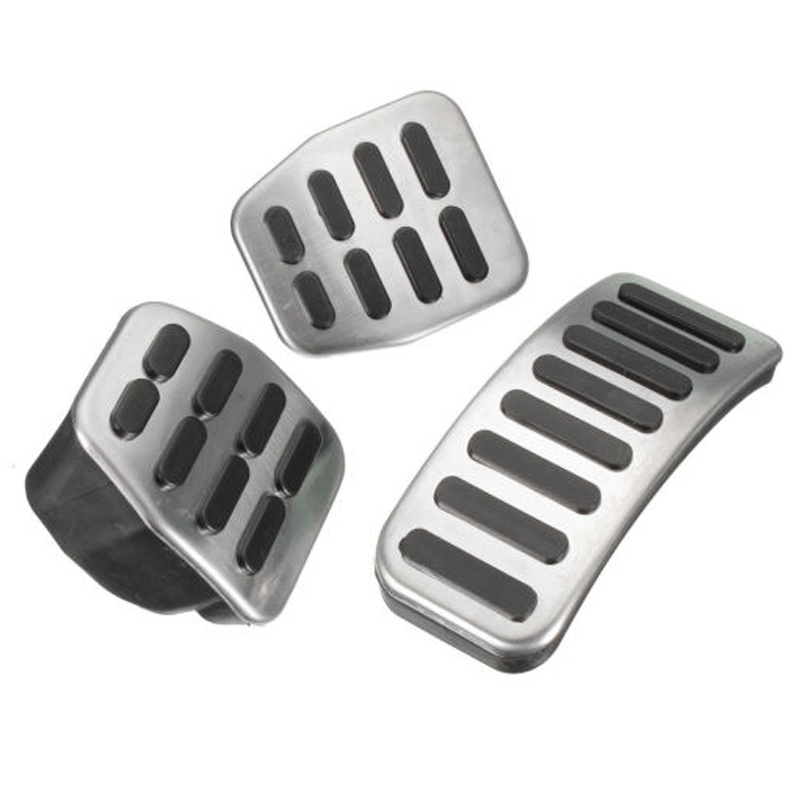 Stainless-Steel-MT-Pedal-Pads-For-Polo-Jetta-MK4-Bora-Lavida-Golf-MK4-Fabia-Q-JV