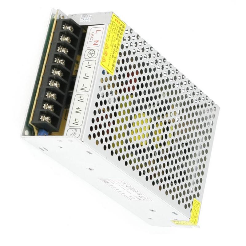 Schaltnetzteil fuer LED Streifen Licht 200W 176-242V DC 5V 40A Y2K4