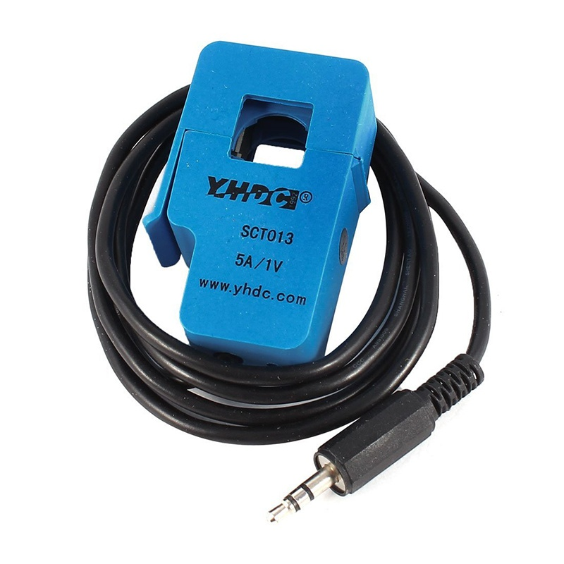 YHDC SCT-013-005 1M 3.5mm Output Cord Split-core Current Transformer ...