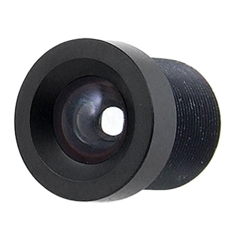 """3.6mm 92 Grad Weitwinkel CCTV Kamera IR Brett-Objektiv fokal fuer 1//3 /""""CCD F6W6"""