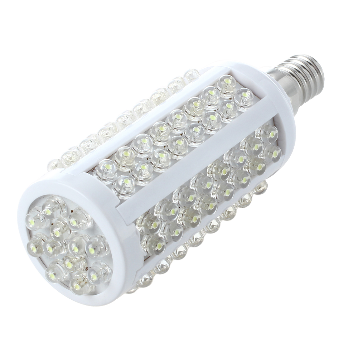 e14 white 108 led corn spot light lamp bulb 7w 500lm energy saving h8h2 ebay. Black Bedroom Furniture Sets. Home Design Ideas