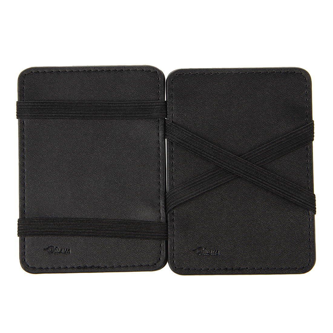 Mens-Magic-Flip-Wallet-Money-Clip-Bifold-Slim-Credit-Card-Holder-Purse-A7M7 thumbnail 7