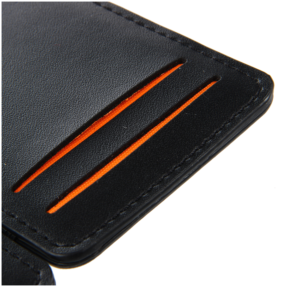 Mens-Magic-Flip-Wallet-Money-Clip-Bifold-Slim-Credit-Card-Holder-Purse-A7M7 thumbnail 8