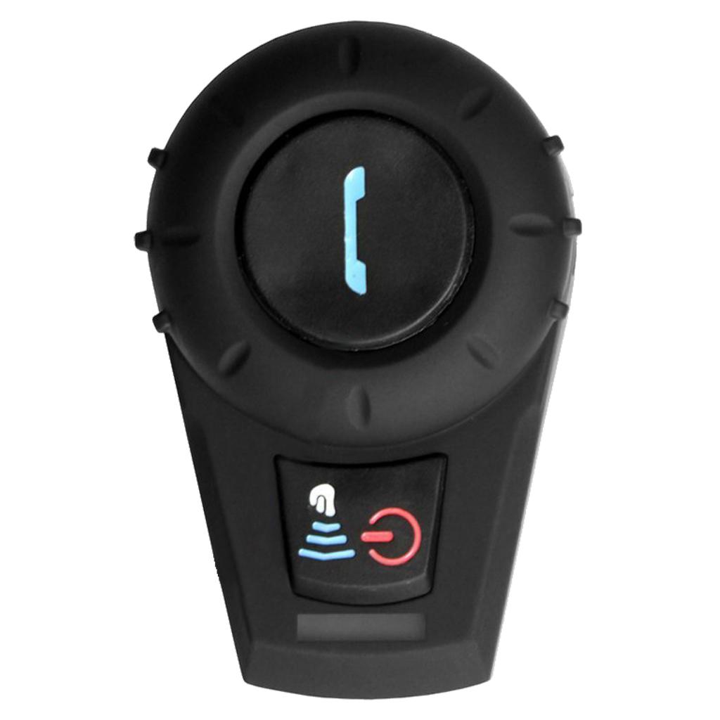 500M Motorcycle Helmet Bluetooth Headset Wireless Intercom D8C4