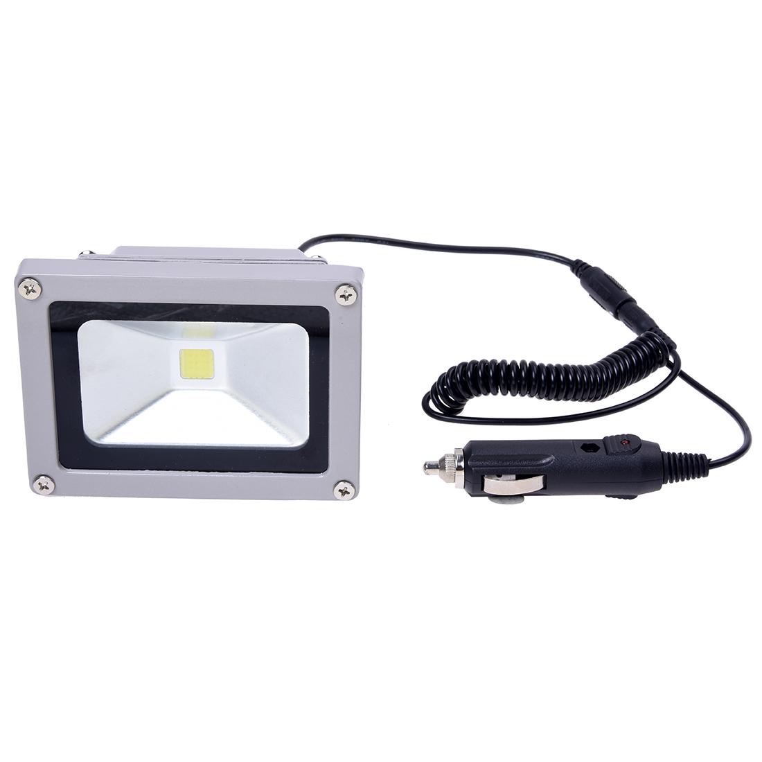 Led Spotlight Headlamp: HEADLIGHT HEADLAMP CAR SPOTLIGHT 12V LED 10W 7000K WHITE