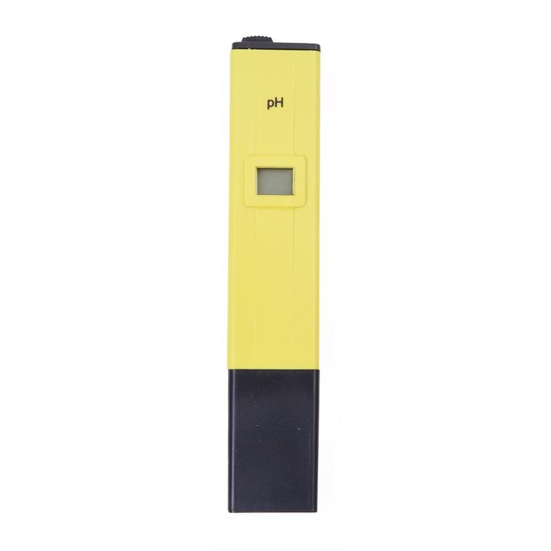 10X(Digital pH Messer Messgeraet Meter Tester Wassertester fur Schwi Q2H7