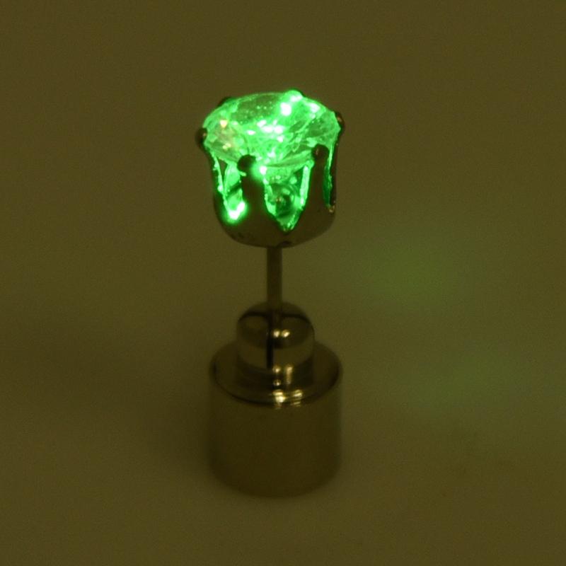 Aretes-LED-brillantes-Pendientes-de-cristal-arracada-Luz-excepcional-Verd-K5K6