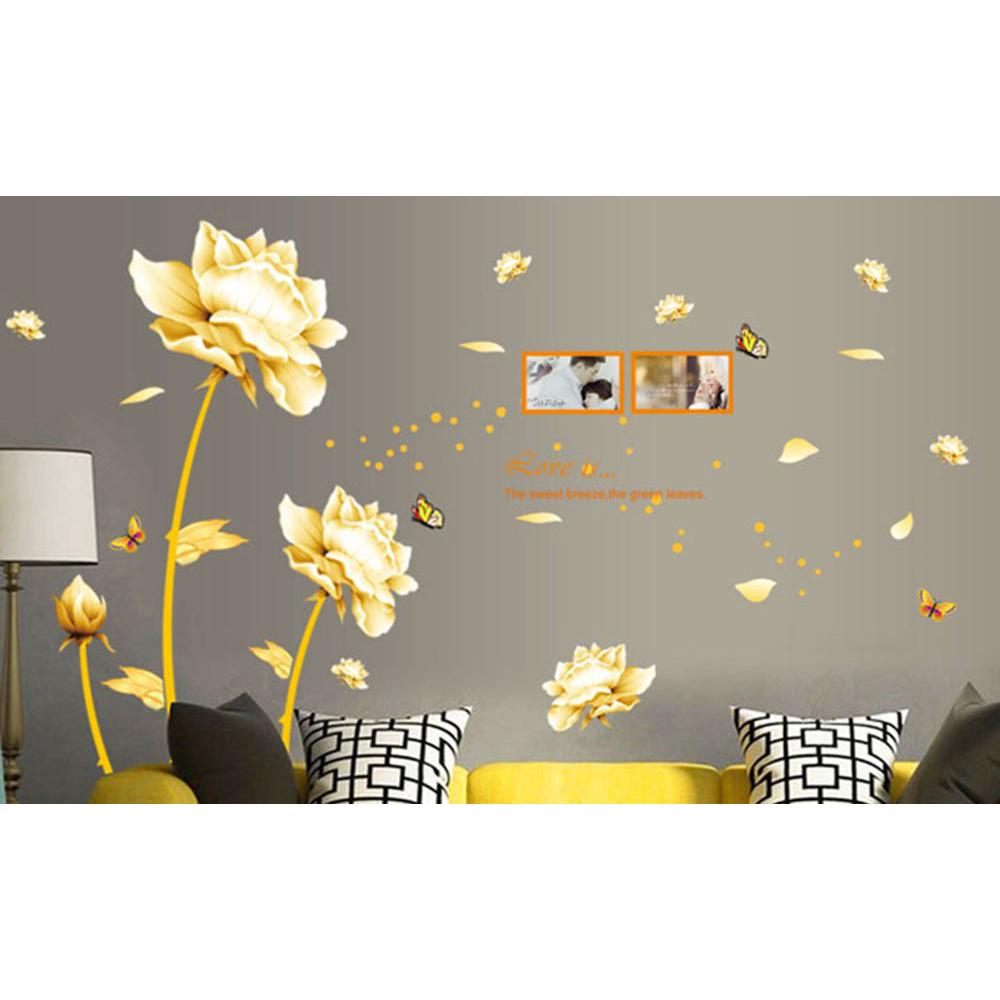 Autocollants muraux amovibles de peinture artisque fonds d for Autocollants muraux
