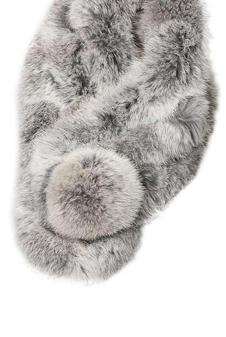 echarpe chaude d hiver en faux cuir a la mode pour femme gris c1u1 ebay. Black Bedroom Furniture Sets. Home Design Ideas