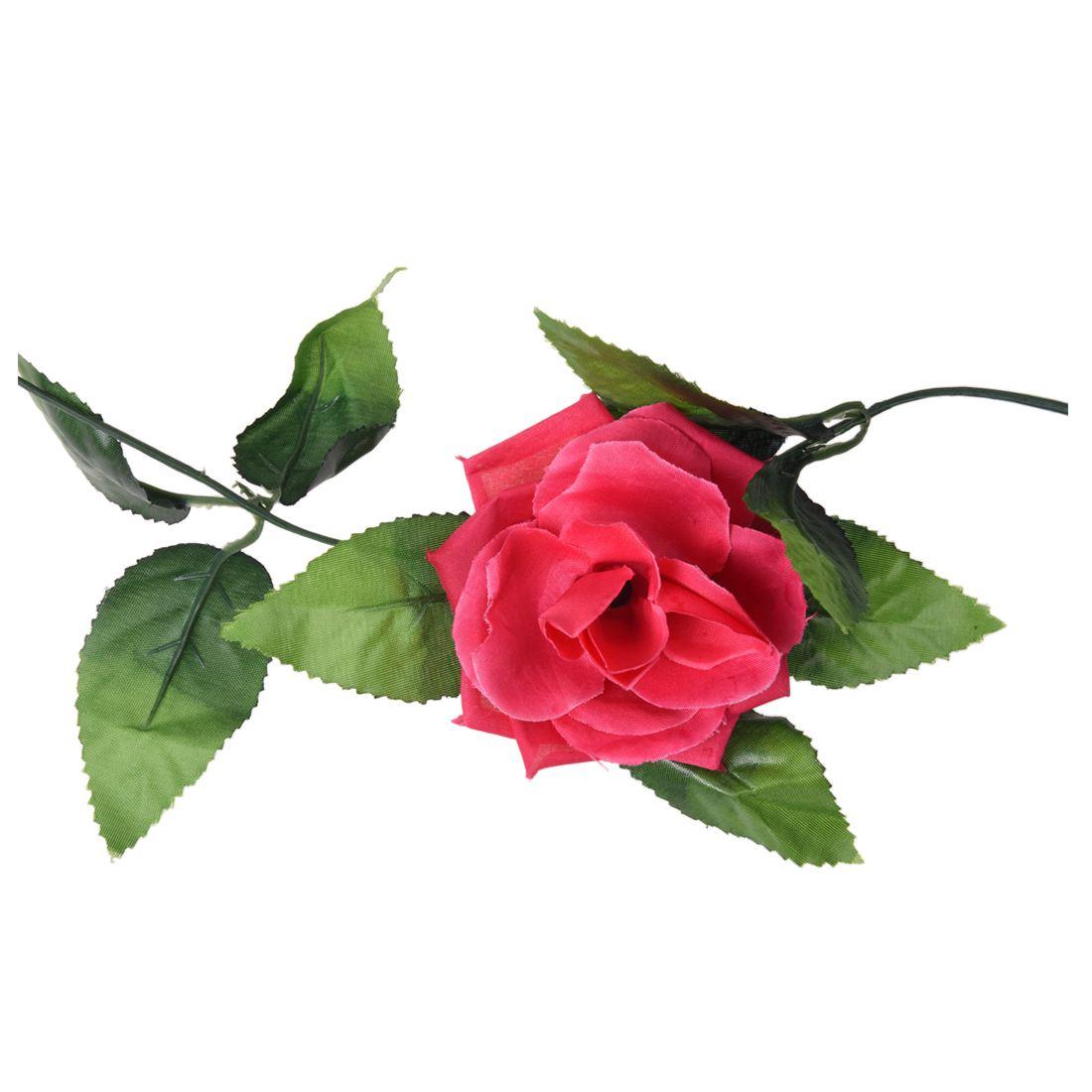 kuenstliche blumen rosen blume reben rose rot m9 ebay. Black Bedroom Furniture Sets. Home Design Ideas