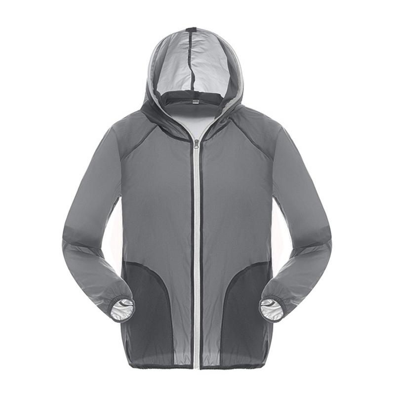 Weiterer Wassersport 1X Schnelltrocknend Angeln Shirt UV / Sonnenschutz Wandern Camping Shirt Fr W5K4