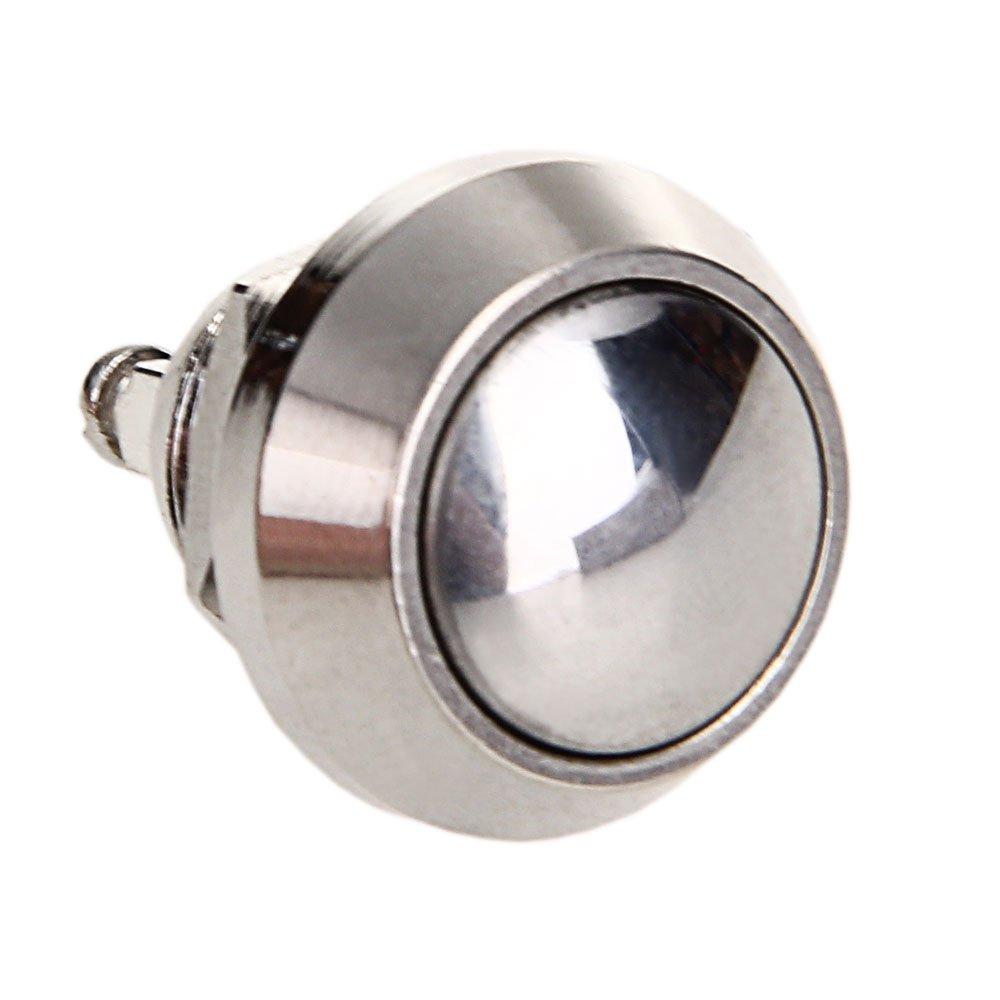 bouton poussoir interrupteur electrique etanche 12mm pour voiture o7n8 ebay. Black Bedroom Furniture Sets. Home Design Ideas