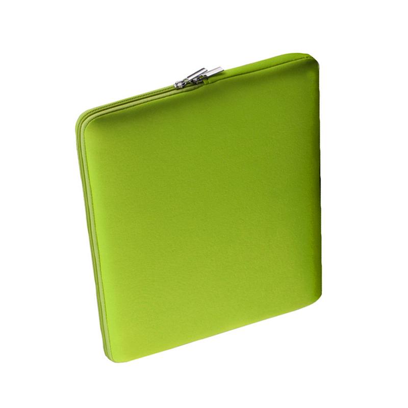 Koreanischen Stil tragbaren Reißverschluss weichen Ärmel Laptop Tasche fü L8 5X