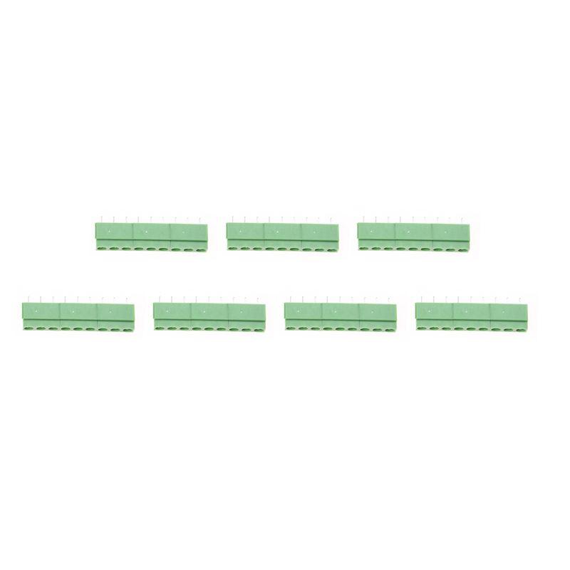 7pzs-9-Polo-5mm-Paso-Bloque-terminales-tornillo-montaje-en-PCB-8A-250V-G3X5