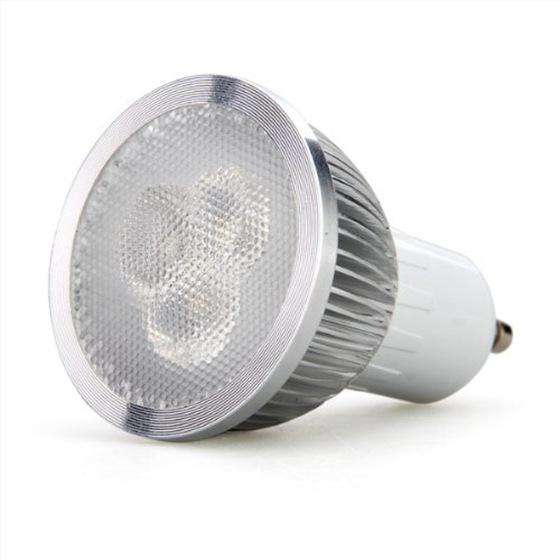 GU10-Blanc-chaud-3-LED-Dimmable-Projecteur-Lampe-Ampoule-economie-d-039-energie-R1L2