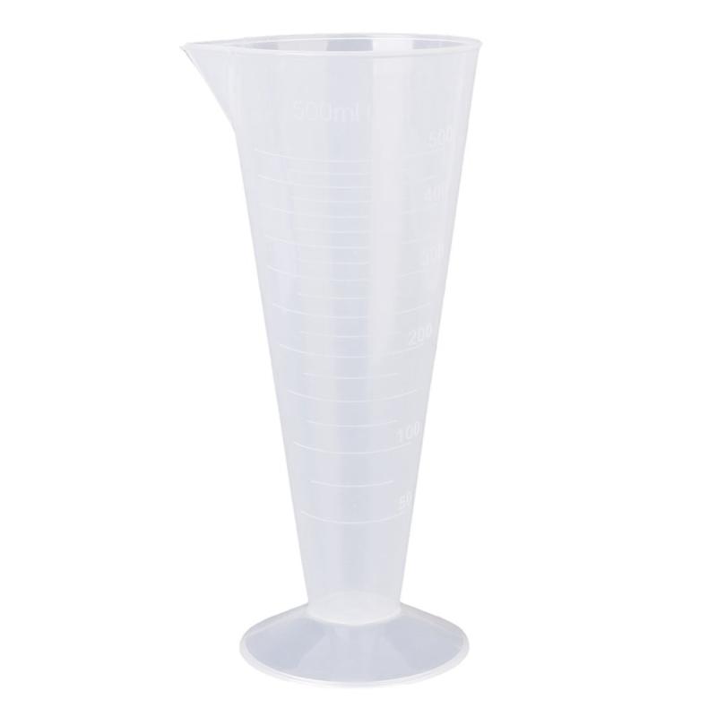 500ml-Taza-de-Medicion-de-laboratorio-de-plastico-para-cocina-Z9G6
