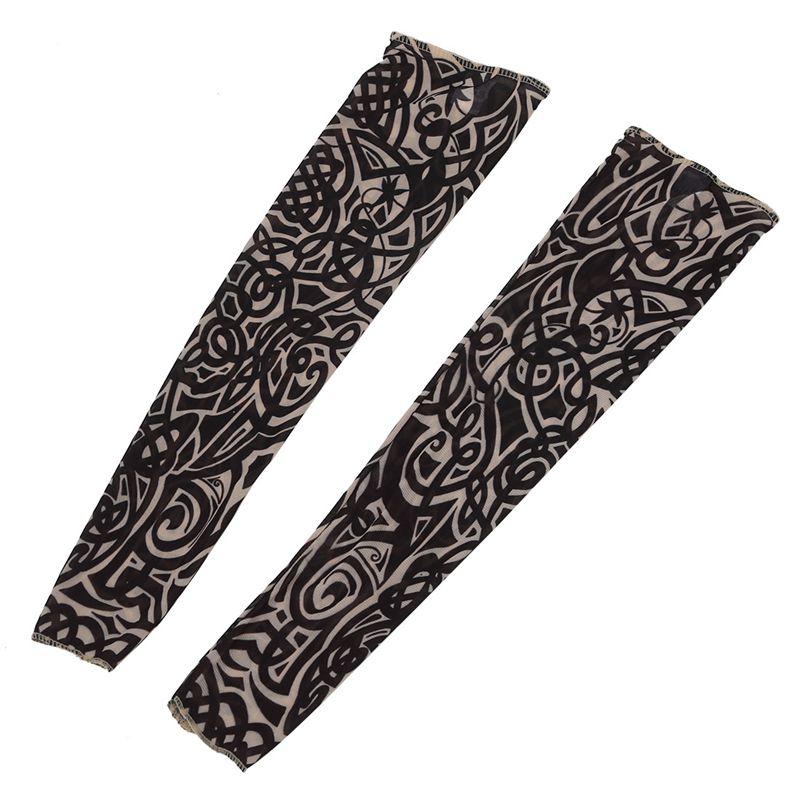 2-x-Mangote-Mangas-brazo-tatuaje-temporal-proteccion-solarl-lazo-tribal-A3X4
