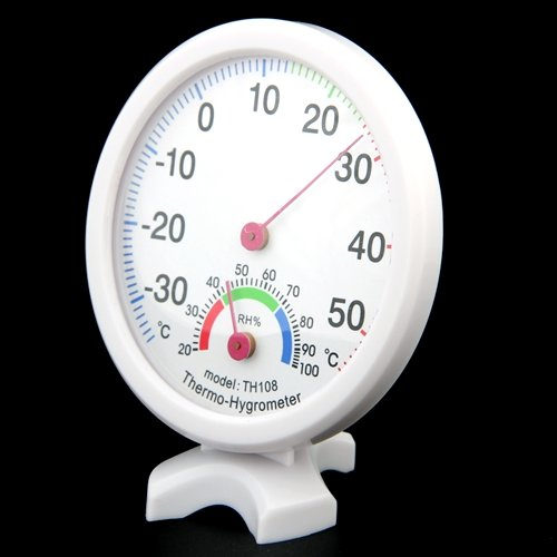 Hygrometer Humidity Thermometer Temp//Temperature Meter O5G6
