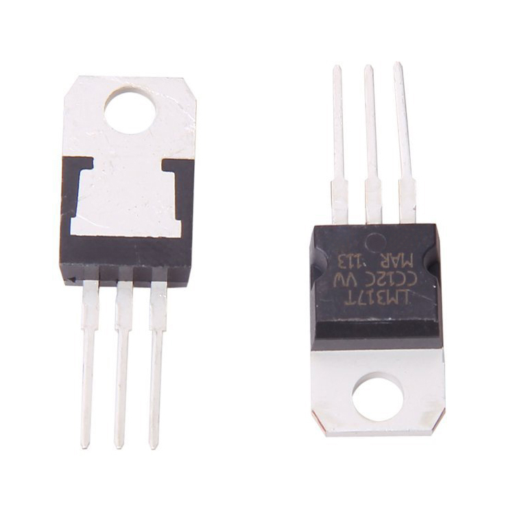 OE 10 Stueck LM317 Spannungsregler IC 1.2V bis 37V 1.5A Z3U9