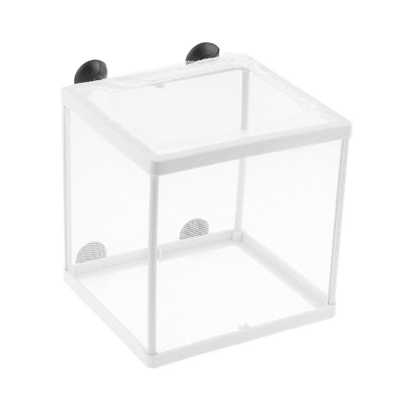 Zuchtnetz fuer Aquarien, Kunststoff-Rahmen, Weiss J9E3   eBay
