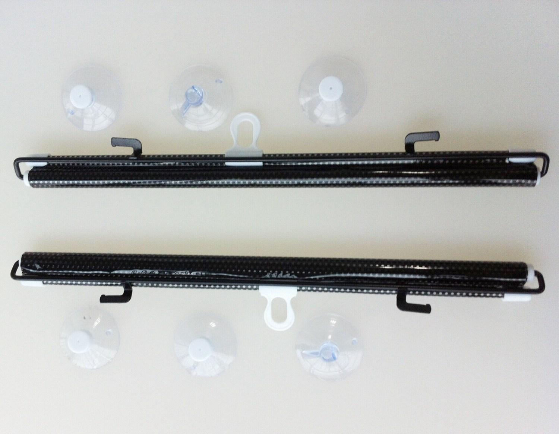 2 voiture fenetre pare soleil ecran protecteur volet roulant t4b8 ebay. Black Bedroom Furniture Sets. Home Design Ideas