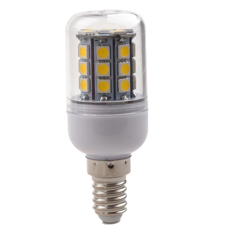 e14 30 led 5050 smd mais licht lampe strahler warmweiss 6w ac 220v 240v z4v4 ebay. Black Bedroom Furniture Sets. Home Design Ideas