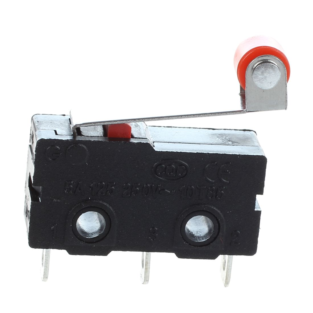 10 Pcs Mini Micro Limit Switch Roller Lever Arspdt Snap