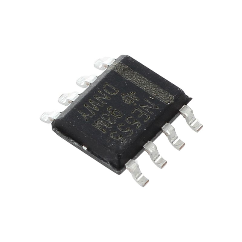 10pcs 8-Pin IC SMD Timer NE555 G9U3