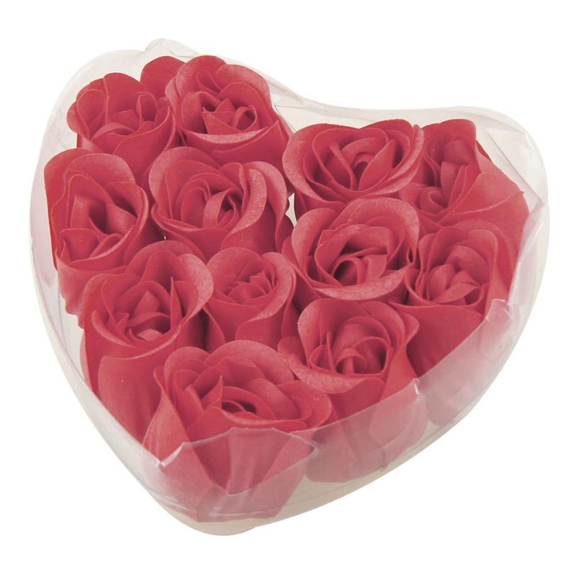 12pzs-Jabon-de-petalo-brote-de-rosa-perfumado-rojo-Favor-de-boda-caja-de-forma