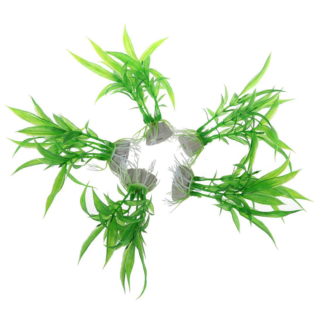 13 aquariumkor plastik pflanzen blumen fuer for Pflanzen blumen