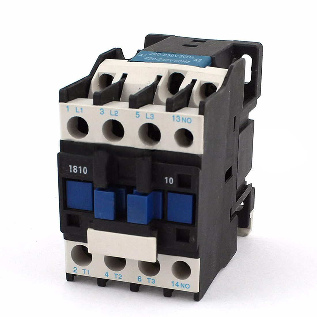 230v 3 phase contactor wiring 3 phase motor wiring diagrams 230v power ac contactor 1no ac 220v 50/60hz coil motor starter ... #12