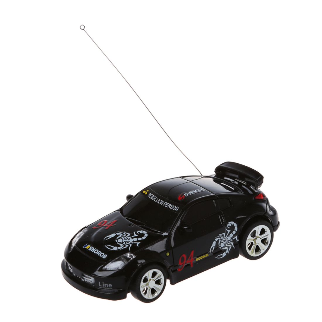 mini rc auto racing car spielzeug in der getraenkedose 1. Black Bedroom Furniture Sets. Home Design Ideas