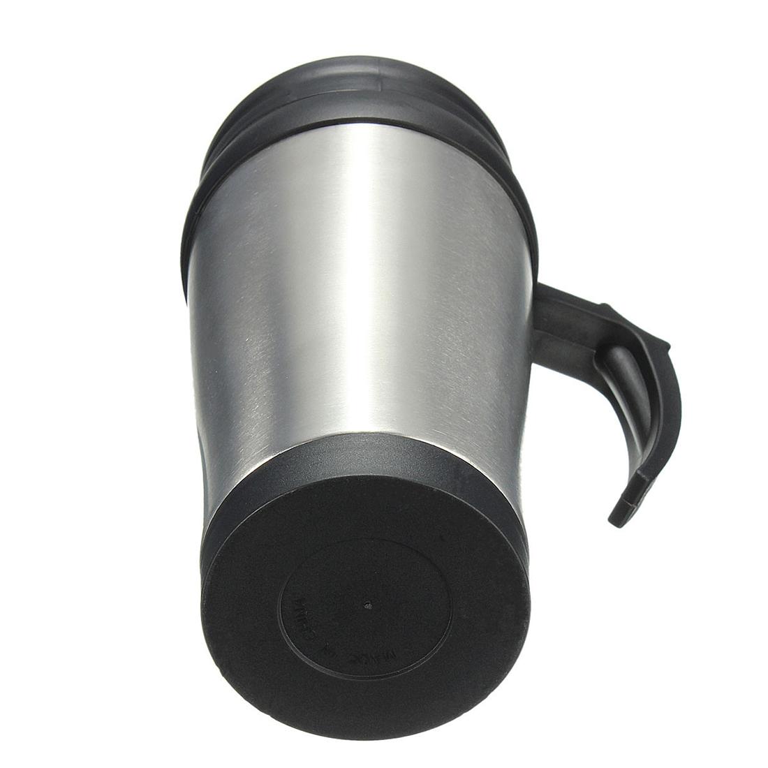 stainless steel car mug travel tumbler water coffee tea. Black Bedroom Furniture Sets. Home Design Ideas