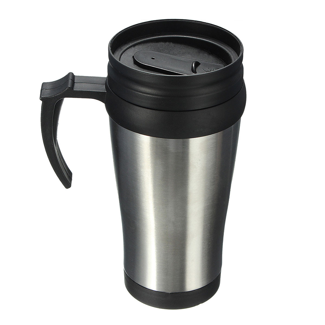 450ml stainless steel insulated thermos tea water cup coffee mug travel bottle ebay. Black Bedroom Furniture Sets. Home Design Ideas