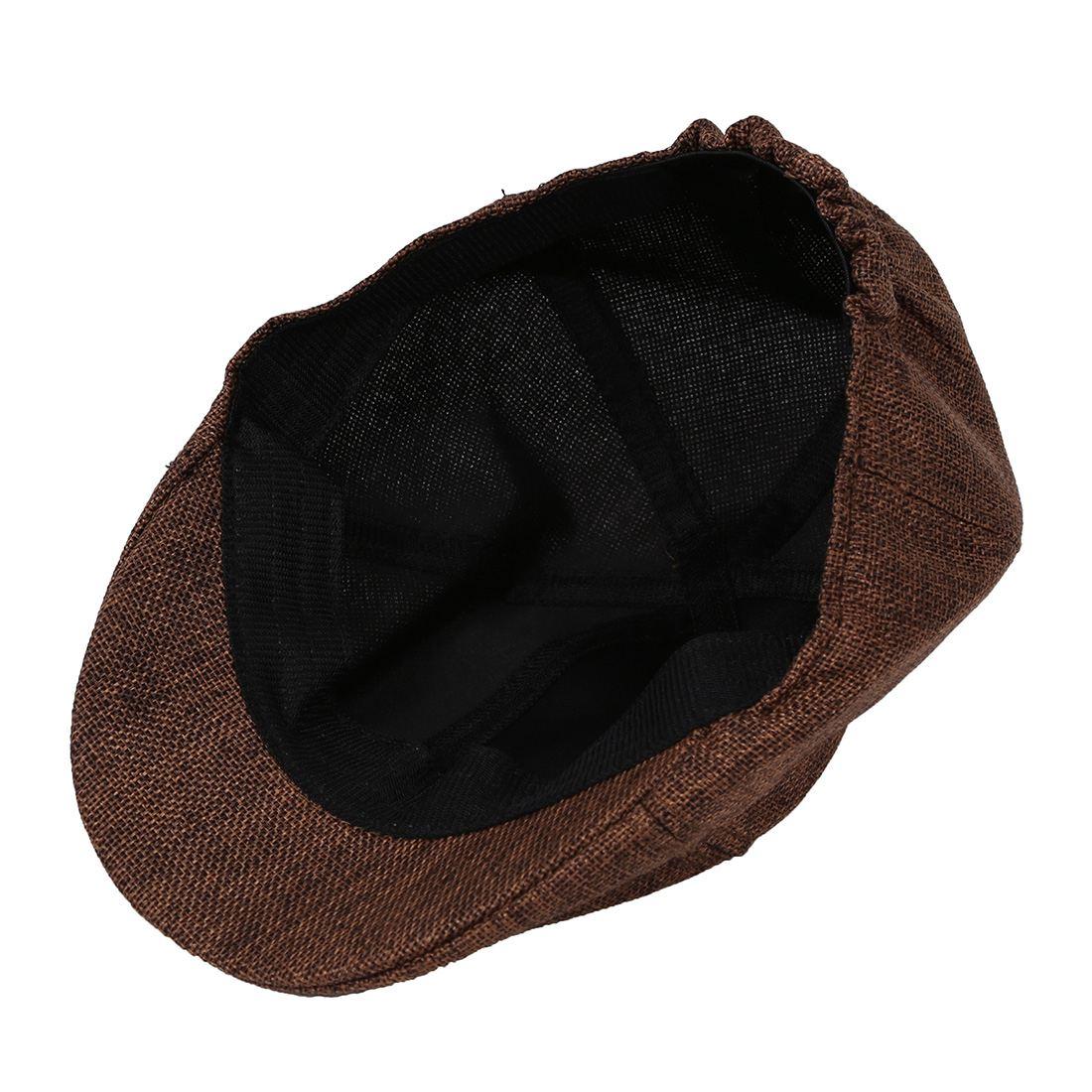Gorra Gatsby Sistema de Fluido Solido Sombrero de hiedra Golf ... c934b7a8523