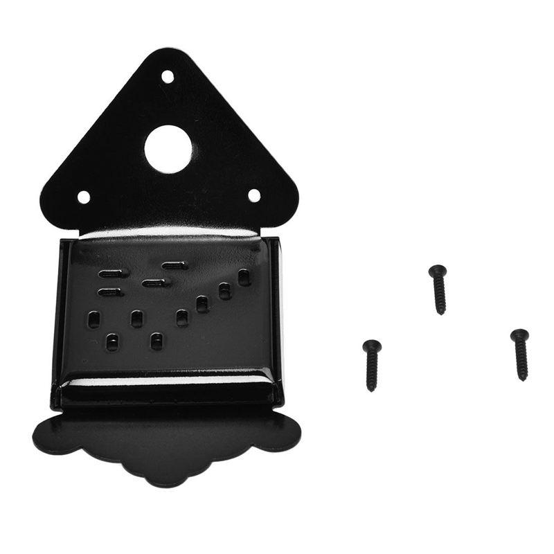 Cordal-de-aleacion-de-zinc-negro-con-cubierta-para-mandolina-62x42mm-K8Z1