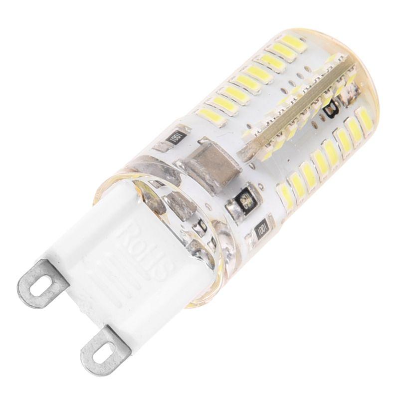 4X-Bombilla-Ahorrador-Lampara-LED-3-Watt-G9-AC220V-240V-Blanco-Frio-3014-C7S5