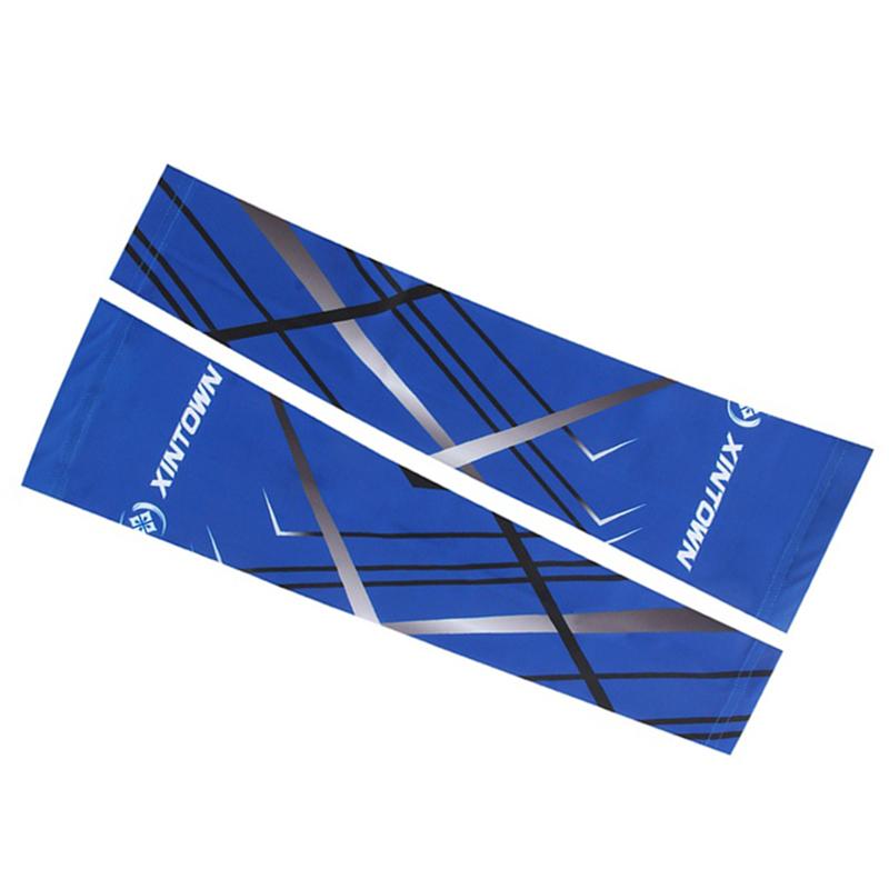 XINTOWN-Outdoor-Sport-Arm-Warmer-Sun-Protector-Skating-Cycling-Arm-Sleeve-E4O8