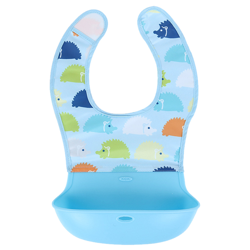 5X-SR-KACAKID-Baby-girl-boy-bite-newborn-cartoon-pattern-waterproof-silicone-sal