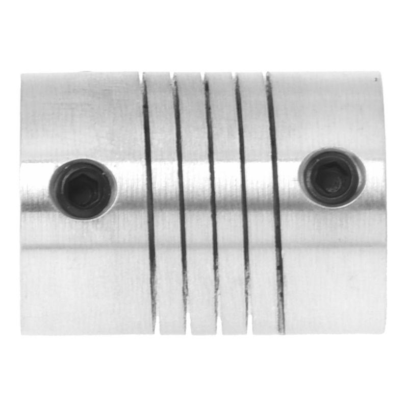 Eje-del-motor-Acoplamiento-de-haz-helicoidal-de-8-mm-a-8-mm-D18L25-A8J8