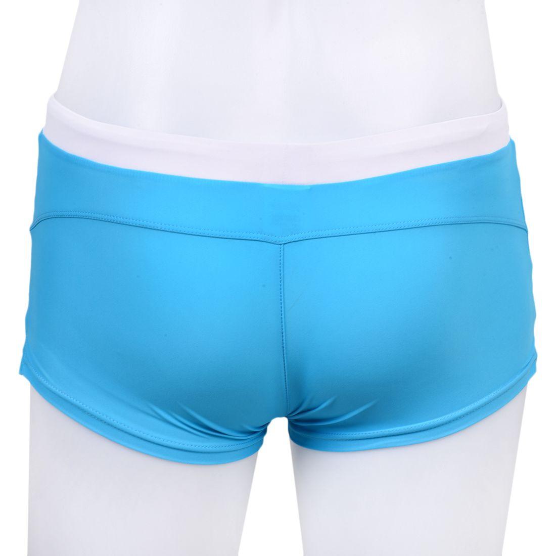 AQUX-Hot-Sexy-Men-Swimwear-Men-039-s-Swimsuits-Surf-Board-Beach-Wear-Man-Swimmi-X6M5