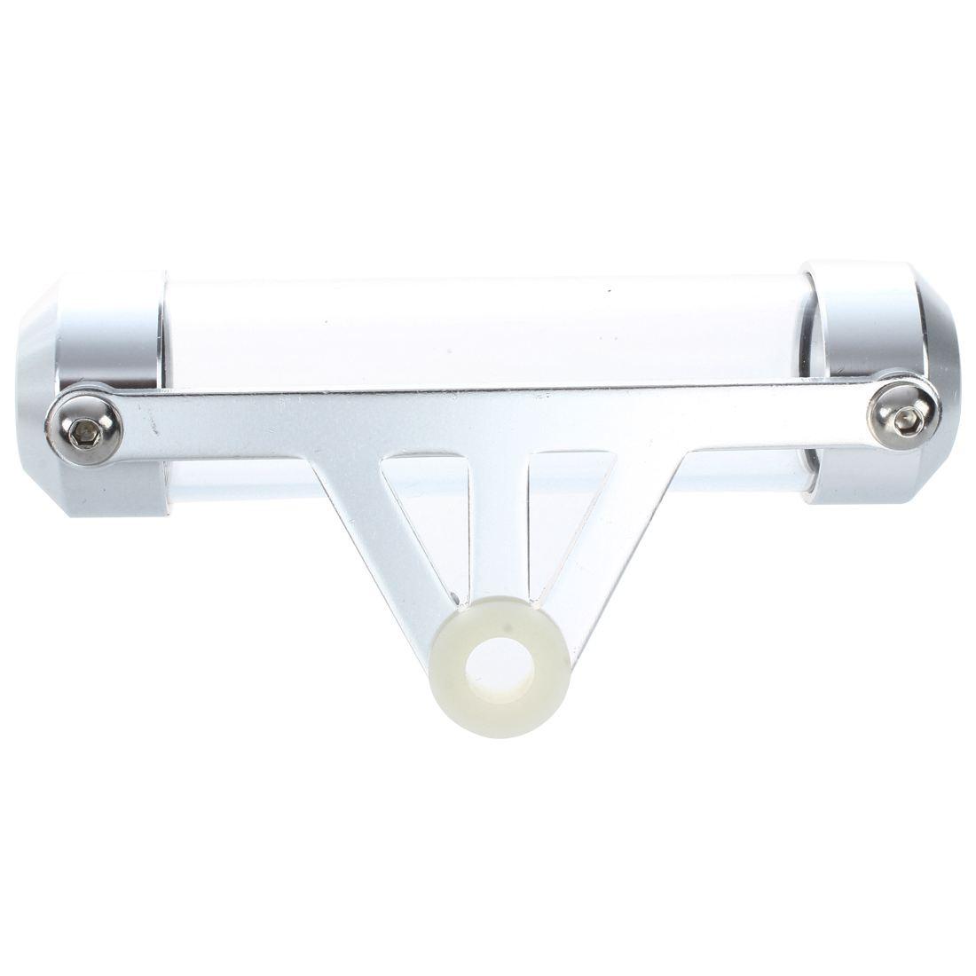 Soporte-tubo-disco-impuesto-metal-Moto-Scooter-Motocicleta-Ciclomotor-ImpermO6X2 miniatura 5