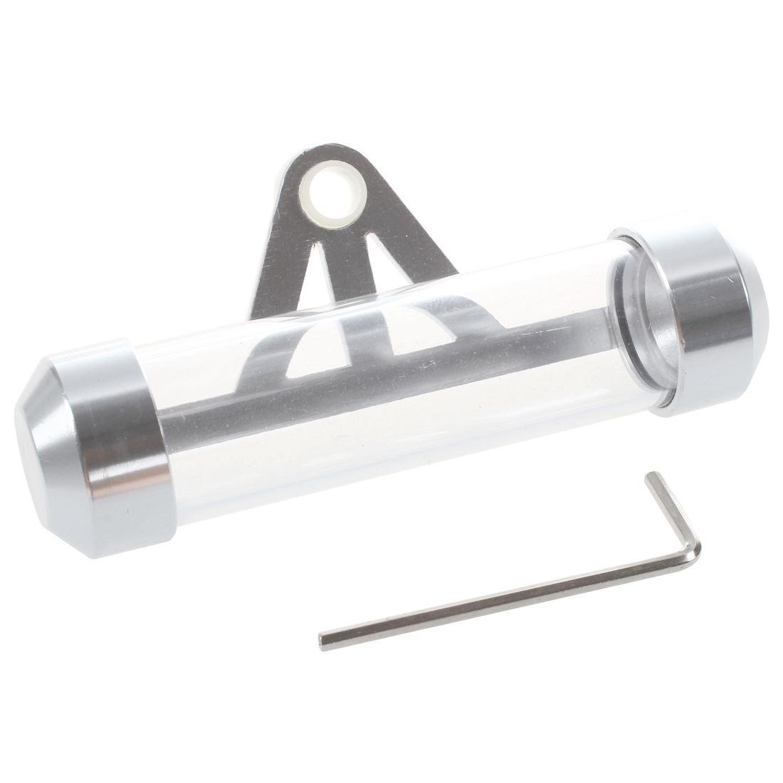 Soporte-tubo-disco-impuesto-metal-Moto-Scooter-Motocicleta-Ciclomotor-ImpermO6X2 miniatura 6