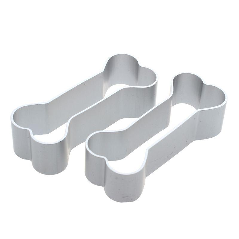 2x-Cortador-galleta-hornada-acero-inoxidable-plata-hueso-perro-Fabricacion-pJ4S5
