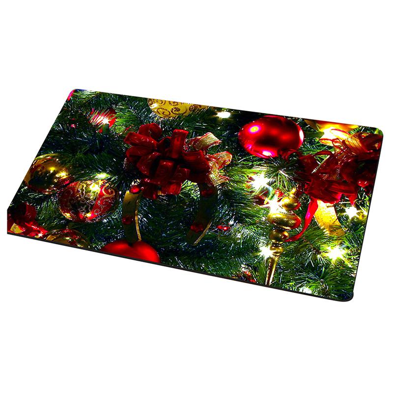 Weihnachten Teppich Schlafzimmer Badezimmer rutschfeste Teppich ...