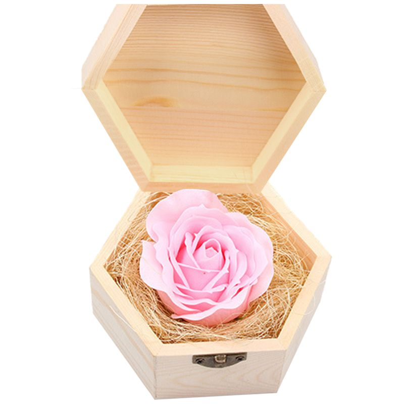 Image Is Loading Soap Flowers Gift Box For Birthday Gifts Teacher